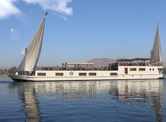 Merit Dahabeya Luxury Nile Cruise