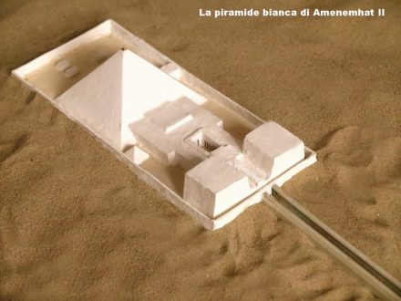 White Pyramid of Amenemhat II 12th Dynasty