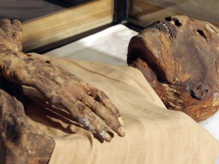 the mummification